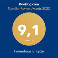 unsere Booking.com Bewertung